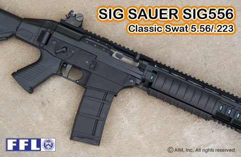Sig Sauer SIG556 Classic Swat 5.56/.223 Rifle