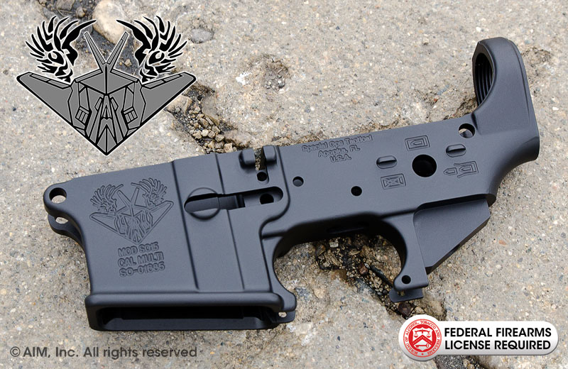 Special Ops Tactical Multi Cal AR Lower Receiver
