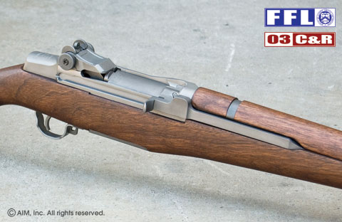 US Springfield Armory M1 Garand 30.06 Rifle w/ Kreiger Criterion Barrel
