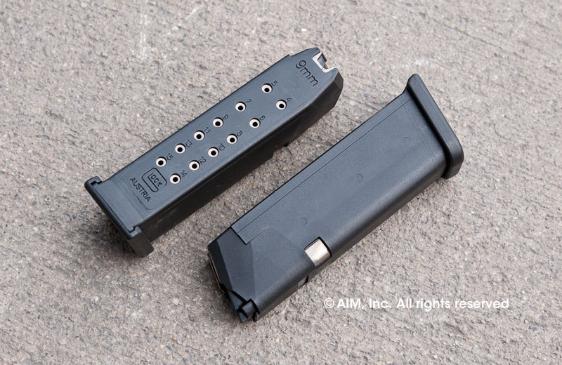 Glock Model 19 9mm Magazine Factory New