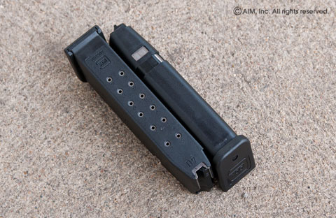 Glock Model 22 .40cal Magazine Factory New