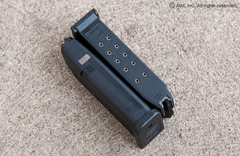 Glock Model 23 .40cal Magazine Factory New