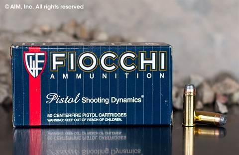 Fiocchi .44spl 200grn Jacketed Soft Point (44SA) 50rd box