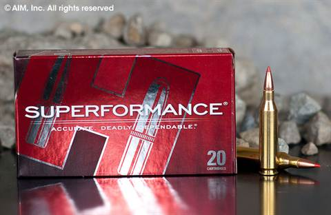 Hornady .243 Winchester Superformance 95grn SST (80463) 20rd box