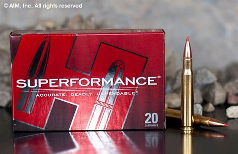 Hornady 30.06 150grn SST Superformance (81093) 20rd box
