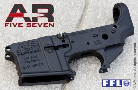 AR57 AR FIFTEEN Multi. Cal. AR Lower Receiver