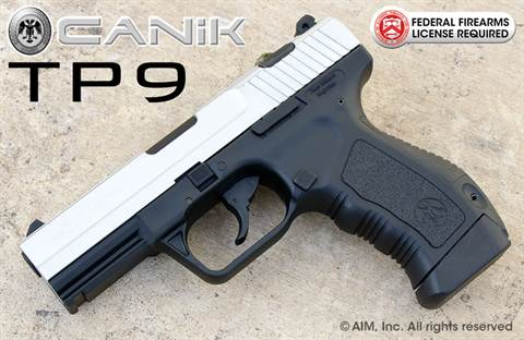 Canik55 TP-9 9mm Handgun 2Tone