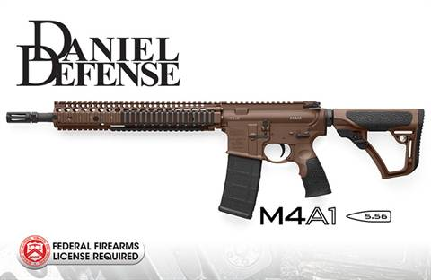 Daniel Defene M4A1 5.56/.233 MIL SPEC+ Rifle