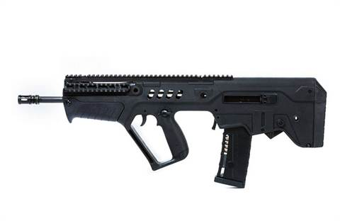 "IWI TAVOR SAR .223/5.56 Rifle 16.5"" BLACK LEFT HAND"