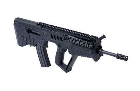 "IWI TAVOR SAR .223/5.56 Rifle 18"" BLACK"