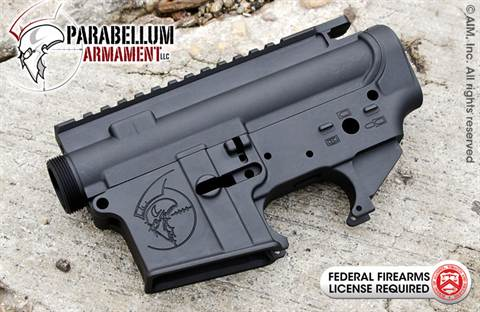 Parabellum Armament PA15 Upper and Lower Receiver Set