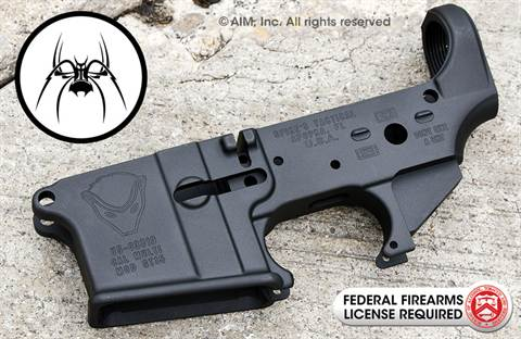 Spike's Tactical Multi. Cal. Honey Badger AR Receiver