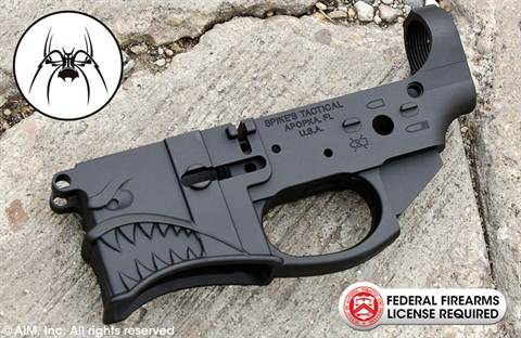 Spike's Tactical Hellbreaker Multi. Cal. Lower Receiver