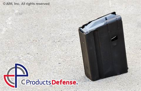 C Products Defense 5rd 6.8 SPC SS AR Magazine