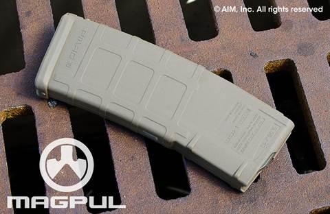 Magpul PMag GEN M2 MOE 30rd 5.56/.223 AR Rifle Magazine Flat Dark Earth