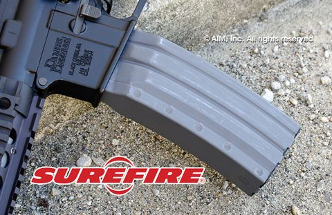 Surefire MAG5-60 High Capacity 5.56/.223 Magazine