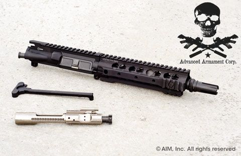 "AAC 9"" .300 BLACKOUT Upper Pistol/NFA Receiver"