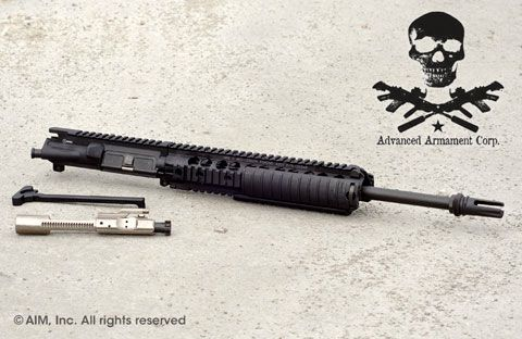 "AAC 16"" .300 BLACKOUT Upper Receiver"