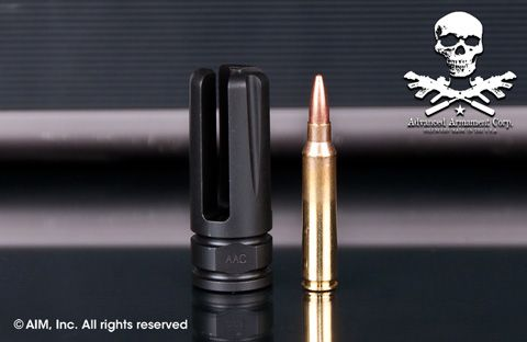 AAC Blackout .223/5.56 Flash Hider