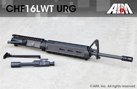 "AIM 16"" CHF Midlength MOE .223/5.56 Lightweight URG"
