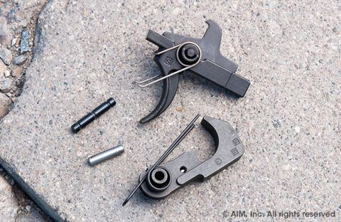 ALG Defense QMS Quality Mil-Spec Trigger