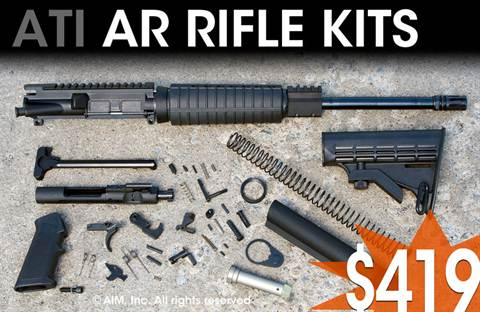 ATI AR SOCOM Rifle Parts Kit