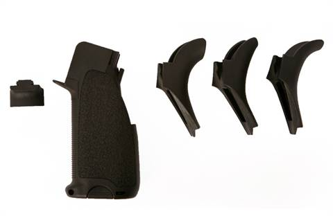 BCM GUNFIGHTER Grip MOD 2 Black