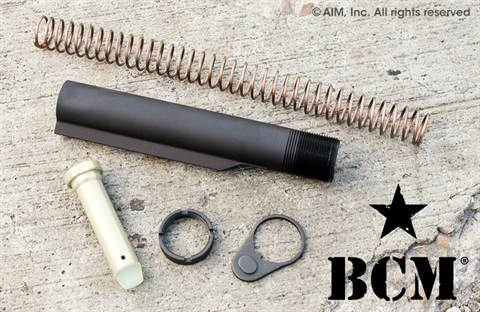 BCM Stock Hardware Mounting Kit (Mil-Spec)