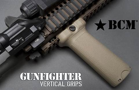 BCM GUNFIGHTER Vertical Grips