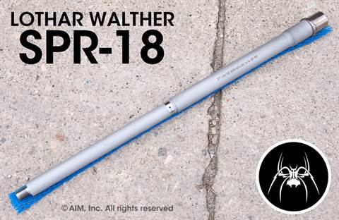 "Spike's Tactical Lothar Walther 18"" SPR Mid-lenth SS Barrel"