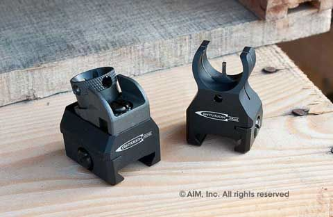 Centurion Arms C4 Diopter Sight Set