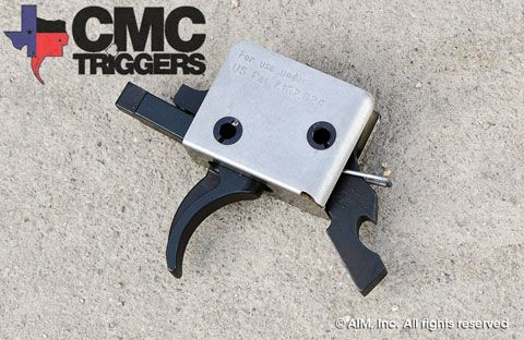 CMC Drop in Tactical Trigger Curved
