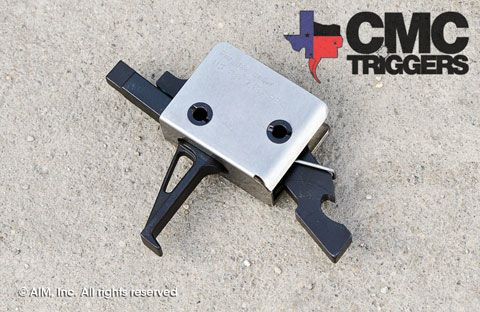 CMC Drop In Tactical Trigger Flat