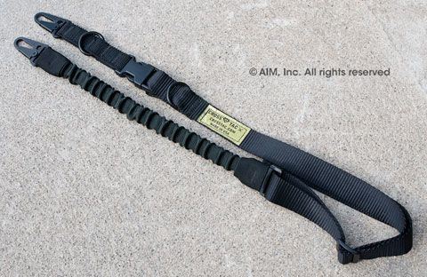 CROSS TAC Single Double Point Ambi Sling Black
