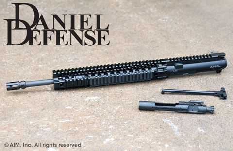 Daniel Defense V5 LW 5.56/.223 URG (Upper Receiver Group)