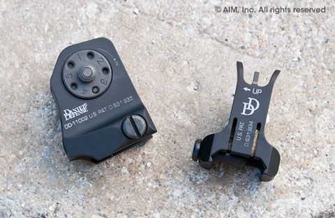 Daniel Defense Sights