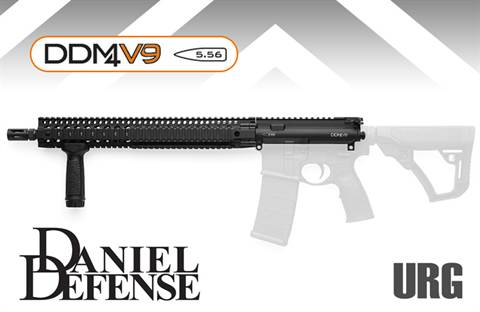 Daniel Defense V9 .223/5.56 Upper Receiver Group