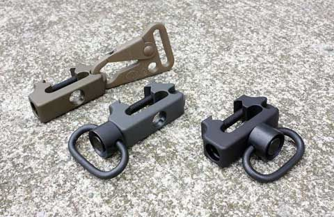 Damage Ind. Multi Mount Sling Mount Black