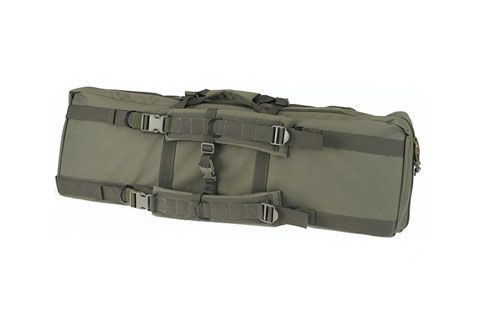 "Drago Gear 36"" Double Gun Case Green"