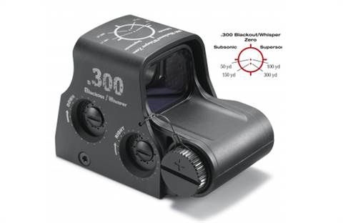 EOTech XPS2-300 .300 BLACKOUT Holographic Weapon Site