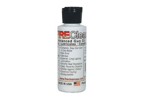 FIREClean Advanced Gun Oil 2 oz. Bottle