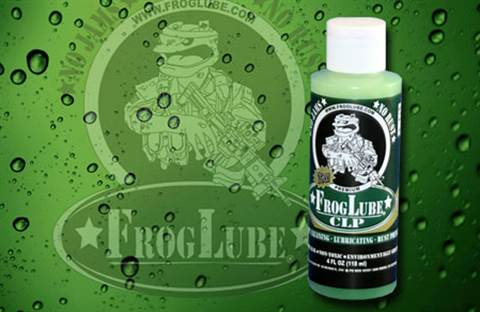 FrogLube CLP Liquid 4oz. Bottle