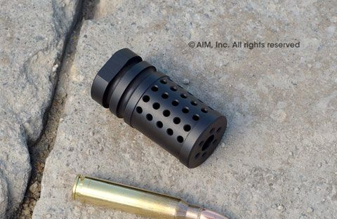 Griffin Armament M4SD-II .223/5.56 Tactical Compensator