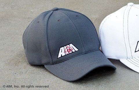 Gunmetal Grey AIM Logo Range Hat