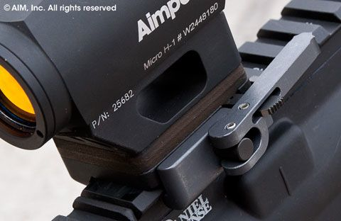 Knights Armament Co. Micro Aimpoint Mount