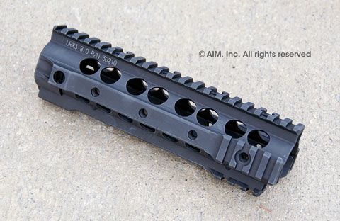 "Knights Armament 8"" URX III Hanguard"