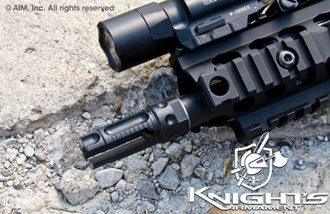 Knight's Armament 556QDC Flash Hider