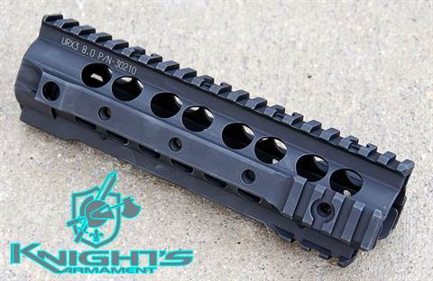 Knight's Armament URX Rail System