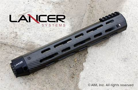 Lancer Rifle Length Carbon