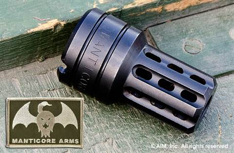 Manticore Arms .30Cal/7.62 NightBrake 26MM Yugo Krinkov Muzzle Device
